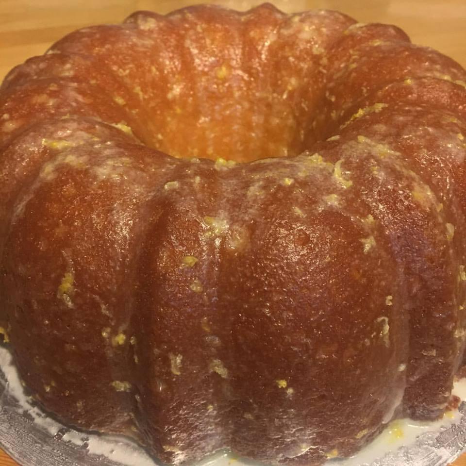 Life Gave You Lemon Pound Cake ⋆ Lukes Soul Food Cafe