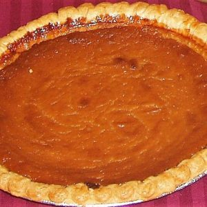 TEKI'S GOTTA BE SWEET POTATO PIE